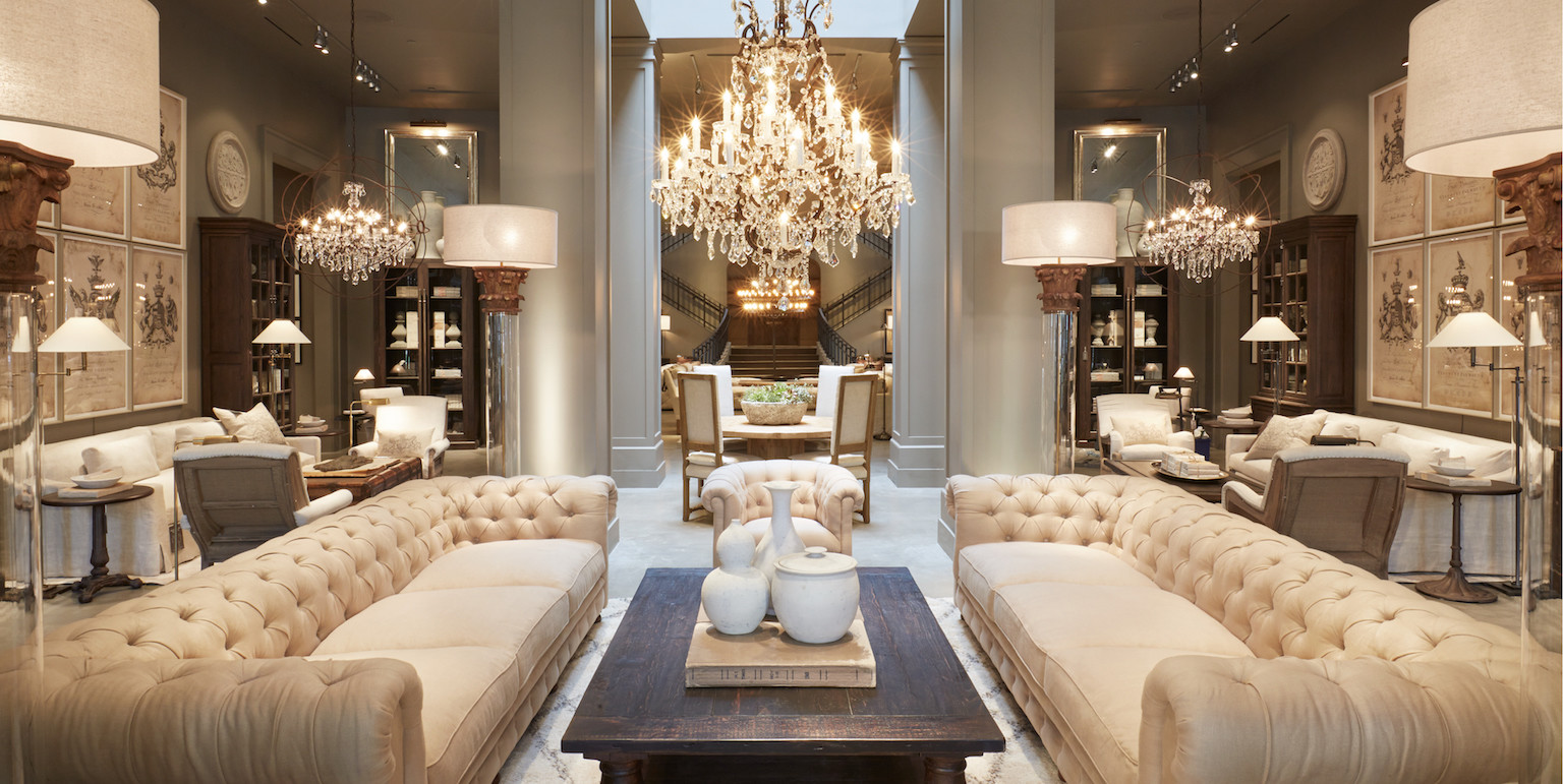 Restoration Hardware Holdings Annualreports