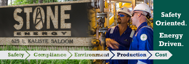 Stone Energy Corporation Banner Image
