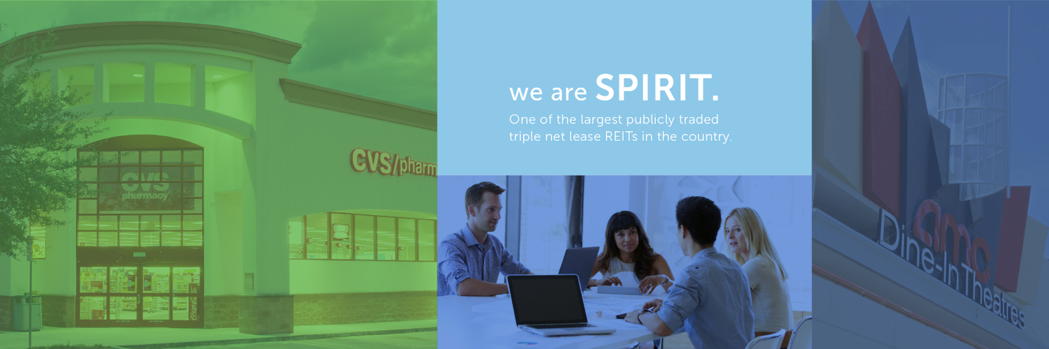 Spirit Realty Capital, Inc  Banner Image