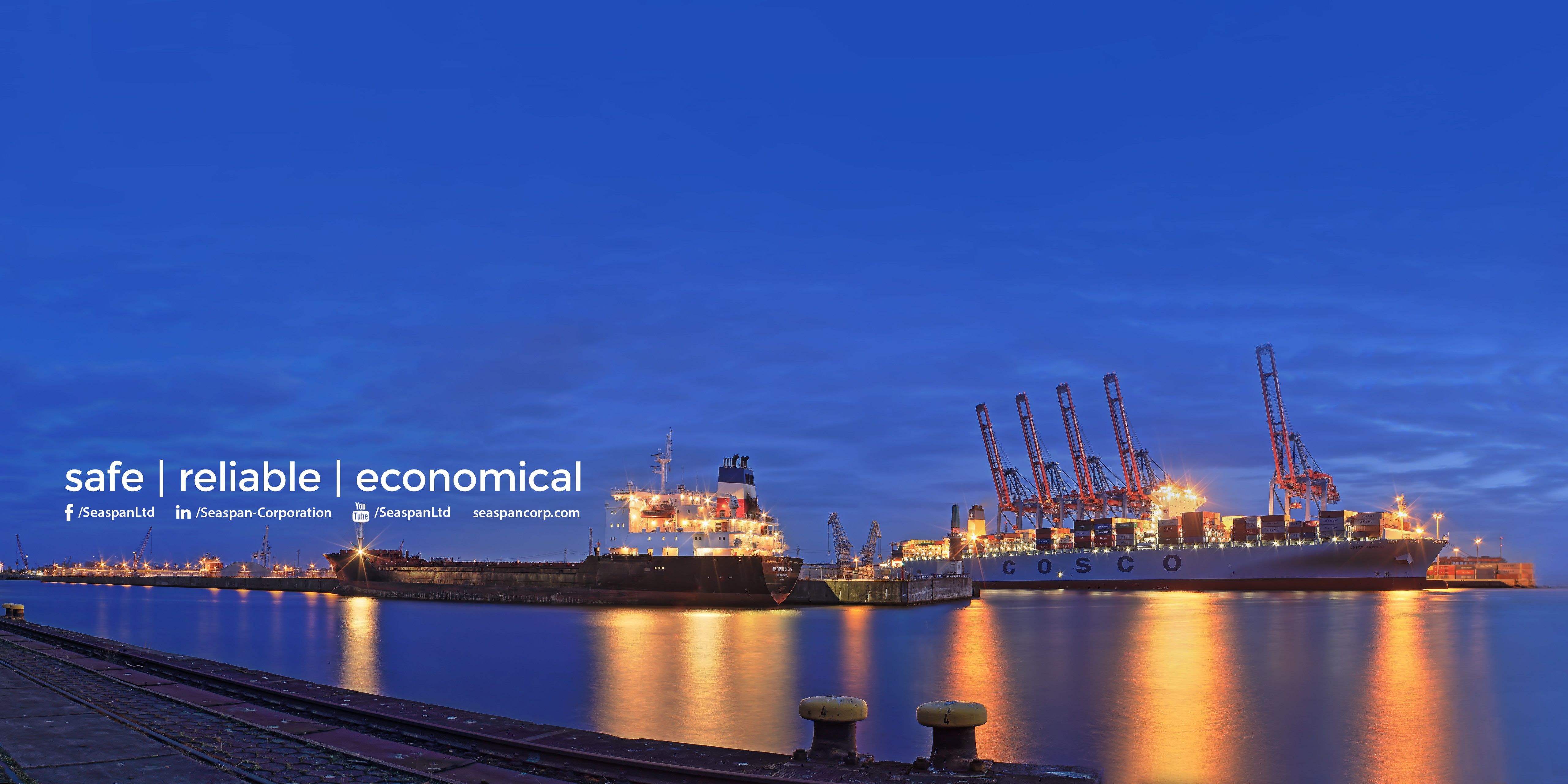 Seaspan Corporation Banner Image
