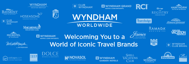 Wyndham Worldwide Corporation Banner Image