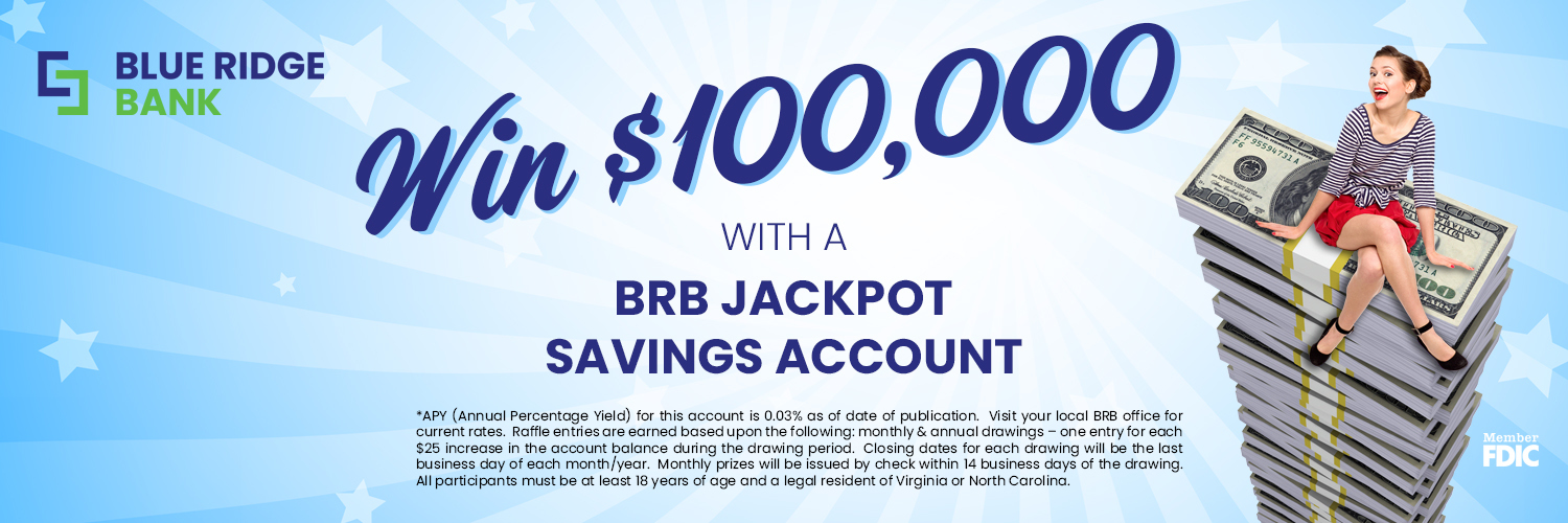 Blue Ridge Bankshares, Inc. Banner Image
