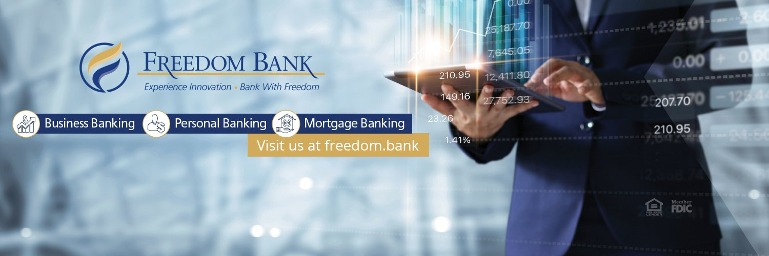 Freedom Bank of Virginia Banner Image