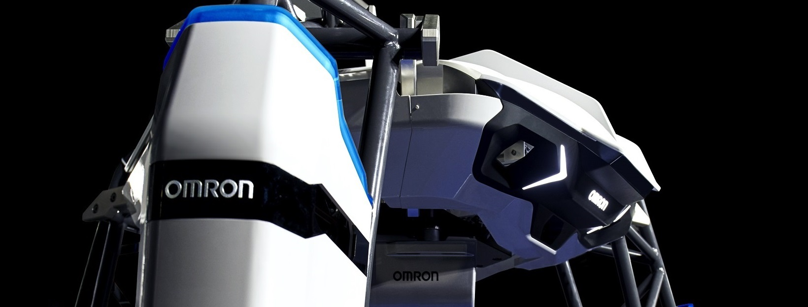 Omron Corporation Banner Image