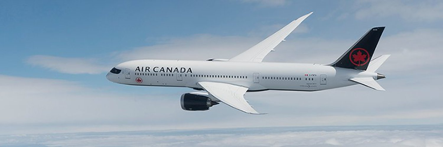 Air Canada Banner Image