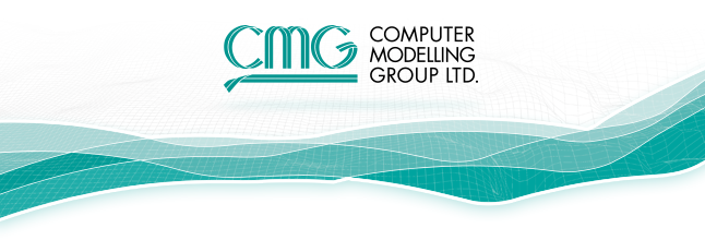 Computer Modelling Group Ltd. Banner Image