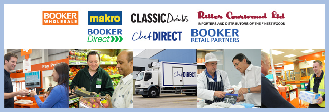 Booker Group PLC Banner Image
