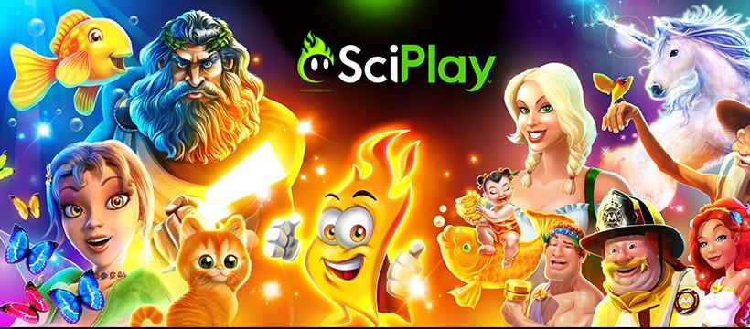 SciPlay Corporation Banner Image