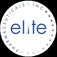 Elite Pharmaceuticals logo