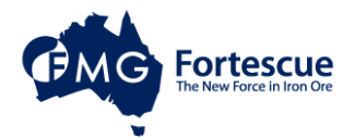 Fortescue Metals Group Limited Logo Image