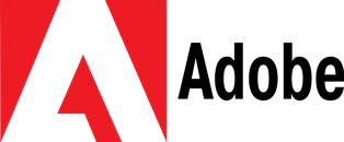 Adobe Systems Inc. Logo Image