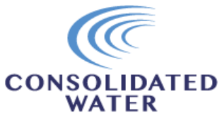 Consolidated Water Co. Ltd. Logo Image