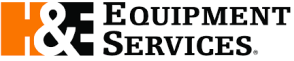 H&E Equipment Services Inc. Logo Image