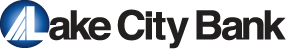 Lake City Bank Logo Image