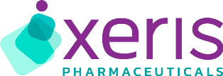 Xeris Pharmaceuticals, Inc. Logo Image