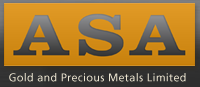 ASA Gold and Precious Metals Limited Logo Image