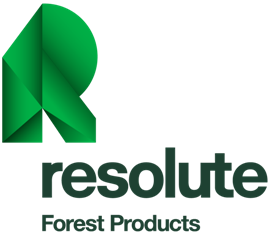 Resolute Forest Products Logo Image
