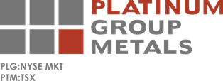 Platinum Group Metals Ltd. Logo Image