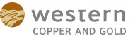 Western Copper Corporation Logo Image