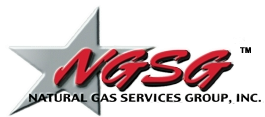 Natural Gas Services Group Inc. Logo Image