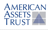 American Assets Trust Logo Image