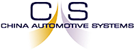 China Automotive Systems, Inc. Logo Image