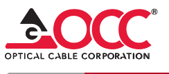 Optical Cable Corporation Logo Image