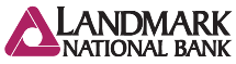 Landmark Bancorp Inc Logo Image