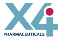 X4 Pharmaceuticals, Inc.
