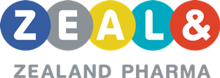 Zealand Pharma A/S Logo Image