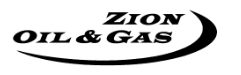 Zion Oil & Gas, Inc.