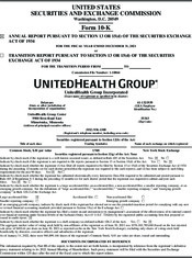 UnitedHealth Group Inc.