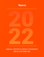 Veeva Systems Inc