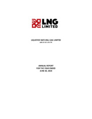 Liquefied Natural Gas Ltd