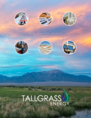 Tallgrass Energy Partners LP