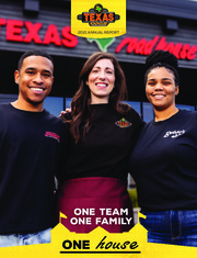 Texas Roadhouse Inc.