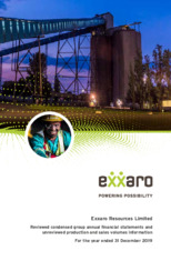 Exxaro Resources Ltd