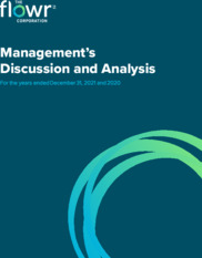 The Flowr Corporation