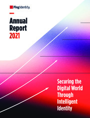Ping Identity Holding Corp.