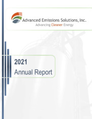 Advanced Emissions Solutions, Inc.