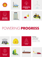Royal Dutch Shell Plc - AnnualReports com