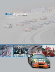 Dover Motorsports Inc.