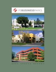 PS Business Parks Inc.
