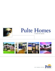 Pulte Homes Inc.