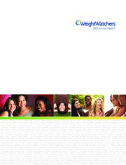 Weight Watcher's International Inc