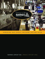 Barnes Group Inc.