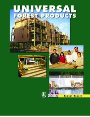 Universal Forest Products Inc.