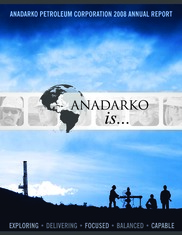 Anadarko Petroleum Corporation