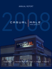 Casual Male Retail Group Inc.