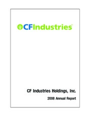 CF Industries Holdings, Inc.
